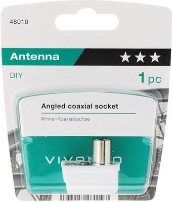 цена на Штекер антенный Vivanco 48010