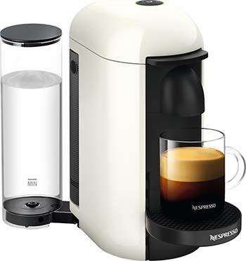 Кофемашина капсульная Nespresso Vertuo GCB2-EU-WH-NE1 фото