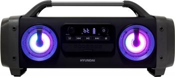 Аудиомагнитола Hyundai