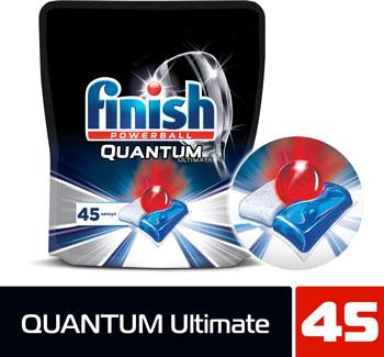Капсулы FINISH 3120240 45шт дойпак Quantum Ultimate недорого