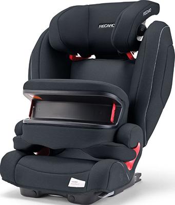 Автокресло Recaro Monza Nova IS гр. 1/2/3 расцветка Prime Mat Black автокресло recaro monza nova evo seatfix гр 2 3 расцветка racing red