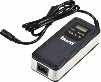 Фото - Блок питания Buro BUM-0065A90 автоматический блок питания buro bum 1245m90 ручной от бытовой электросети