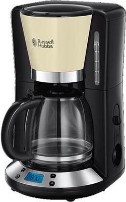 Кофеварка Russell Hobbs 24033-56 кремовая