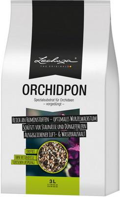 Субстрат для орхидей Lechuza.