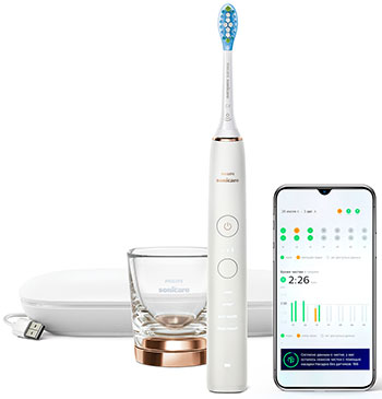 Электрическая зубная щетка Philips HX9911/94