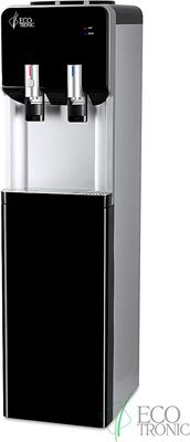 Кулер напольный Ecotronic M40-LCE black silver