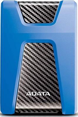 Фото - Внешний жесткий диск (HDD) A-DATA AHD650-1TU31-CBL BLUE USB3.1 1TB EXT. 2.5'' внешний hdd a data dashdrive durable hd650 1tb blue ahd650 1tu31 cbl
