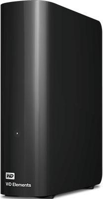 Внешний жесткий диск (HDD) Western Digital WDBWLG0140HBK-EESN USB3 14TB EXT. 3.5''