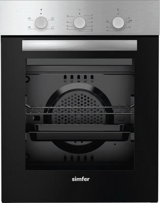 Встраиваемый электрический духовой шкаф Simfer B4EM 14011 все цены