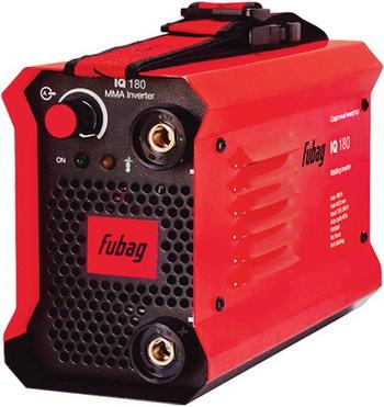 Сварочный аппарат FUBAG IQ 180 инвертор сварочный fubag ir 180