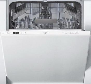лучшая цена Полновстраиваемая посудомоечная машина Whirlpool WIC 3B+26