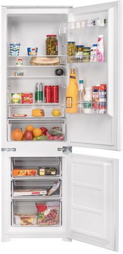 Встраиваемый двухкамерный холодильник Zigmund & Shtain BR 03.1772 SX встраиваемый однокамерный холодильник zigmund amp shtain br 12 1221 sx