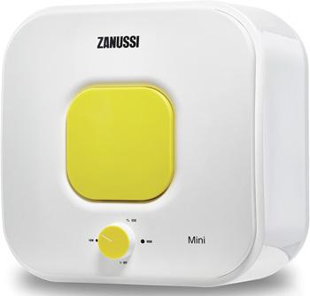 Водонагреватель накопительный Zanussi ZWH/S 15 Mini O (Yellow) водонагреватель накопительный zanussi zwh s 15 mini u yellow
