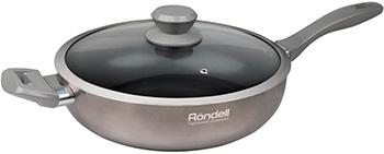 Сотейник Rondell Lumiere RDA-596 26х6 3 см rondell lumiere rda 593 24 см