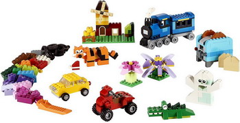 Конструктор Lego Classic: Набор для творчества среднего размера 10696 цена 2017