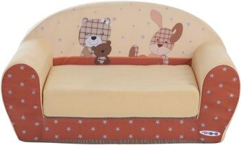 Раскладной диванчик Paremo серии ''Мимими'' Крошка Зизи PCR 317-06