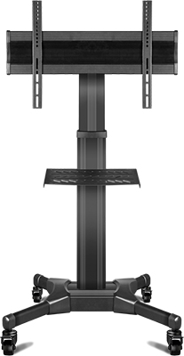 Мобильная стойка для презентаций ONKRON TS 2551 черная