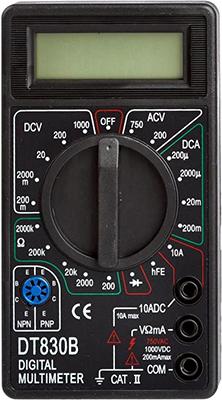 Мультиметр TEK DT 830 B