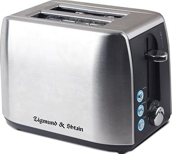 Тостер Zigmund & Shtain ST-85 У1-00142258 цена