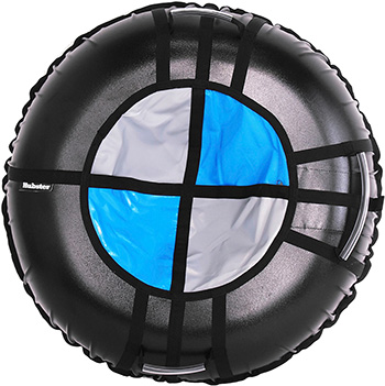 Тюбинг Hubster Sport Pro Бумер (105см) во4195-8 тюбинг hubster sport pro черный серый 120 см во4707 3