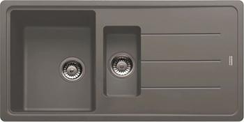 Кухонная мойка FRANKE BFG 651 3 5'' стоп-вент серая