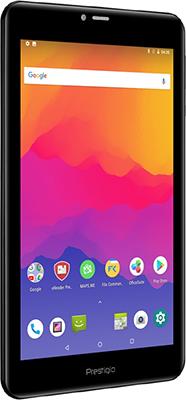 Планшет Prestigio Grace 5588 4G 16 Gb черный планшет prestigio grace 3157 4g 7 lhpmt31574gccis quad core 1 1 ghz 1024mb 8gb 4g cam 7 0 1280x720 android