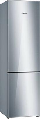 Двухкамерный холодильник Bosch KGN 39 LM 31 R встраиваемый двухкамерный холодильник bosch kin 86 hd 20 r