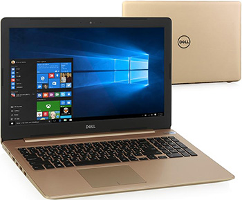 Ноутбук Dell Inspiron 5570-7871 (Gold)