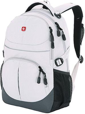 Рюкзак для города Wenger серый полиэстер 33х15х45 см 22 л 3001402408-2 рюкзак городской wenger 26 л серый серебристый 34х16х48см
