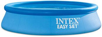 Фото - Бассейн Intex Intex Easy Set 244х61 см 1942 л фил.-насос 1250 л/ч бассейн intex intex easy set 244х61 см 1942 л фил насос 1250 л ч