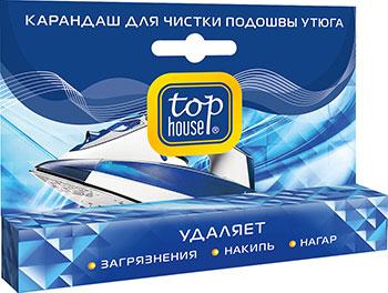 Карандаш TOP HOUSE 393217 для чистки подошвы утюга 32 г.