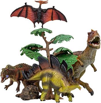 Динозавры и драконы Masai Mara MM206-020 для детей серии Мир динозавров