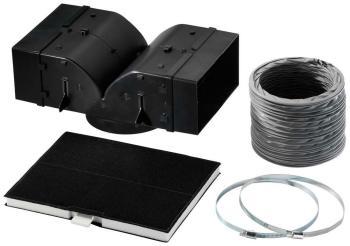 Комплект для режима циркуляции Bosch DHZ 5345 комплект bosch cleanair для работы вытяжки в режиме циркуляции воздуха