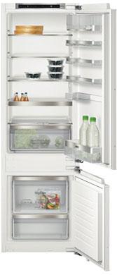 Встраиваемый двухкамерный холодильник Siemens KI 87 SAF 30 R встраиваемый двухкамерный холодильник siemens ki 86 nvf 20 r