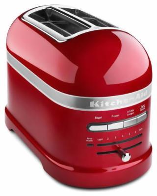 Тостер KitchenAid 5KMT 2204 ECA блендер kitchenaid 5ksb 8270 eca power plus