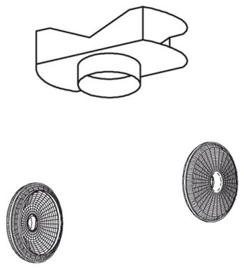 Комплект для режима циркуляции Teka 1/M
