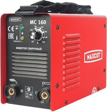 Фото - Сварочный аппарат MaxCut MC 160 мотобур maxcut mc 55 3 л с
