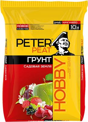 Грунт PETER PEAT Садовая земля линия ХОББИ 10л все цены
