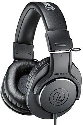 Фото - Мониторные наушники Audio-Technica ATH-M 20 X мониторные наушники audio technica ath m 30 x