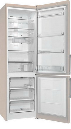 лучшая цена Двухкамерный холодильник Hotpoint-Ariston HFP 6200 M