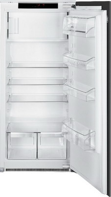 Встраиваемый однокамерный холодильник Smeg SD 7185 CSD2P все цены