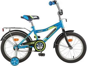 Велосипед Novatrack 12 COSMIC синий 123 COSMIC.BL7