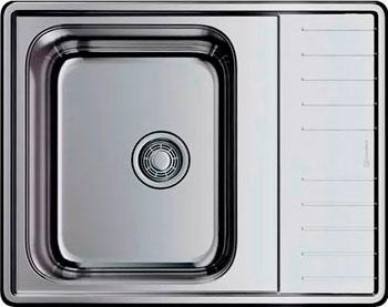 Кухонная мойка OMOIKIRI Sagami 63-IN-L нерж.сталь/нержавеющая сталь 4993448