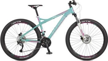 Велосипед Stinger 27.5'' Omega D 15'' зеленый 27 AHD.OMEGAD.15 GN7