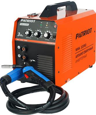 Сварочный аппарат Patriot WMA 225 MQ 605301755