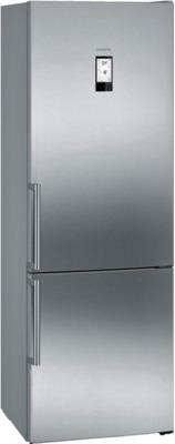 лучшая цена Двухкамерный холодильник Siemens KG 49 NAI 2 OR