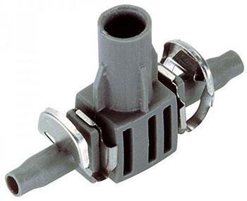 Соединитель Gardena T-образный для микронасадок 4.6 мм 8332-29