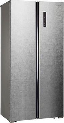 Холодильник Side by Side Hiberg RFS-480 DX NFXq цена 2017