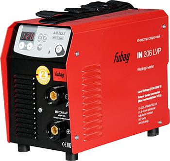 цена на Сварочный аппарат Fubag IN 206 LVP 14091