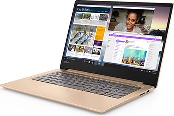 Ноутбук Lenovo IdeaPad 530 s-14 IKB (81 EU 00 B5RU) медный ноутбук lenovo legion y 530 15 ich черный 81 fv 013 xru
